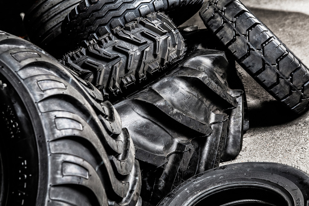 Broson Wheels –Däck I olika storlekar